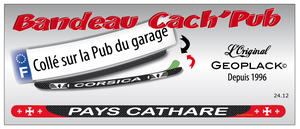 Languedoc Pays cathare Cach'PUB 24.12